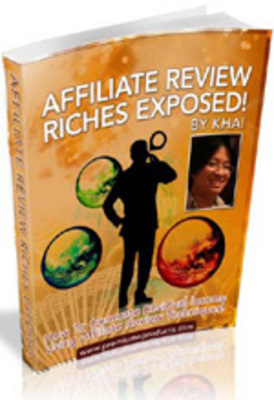 Product picture Affiliate-Review-Riches-Exposed
